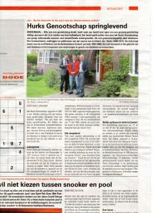 Roosendaalse Bode 11-05-2014