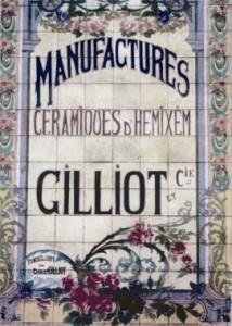 tegelmuseum Hemiksem Gilliot